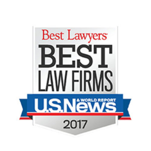 Clark & Smith Named One of Best Lawyer's 2017 Best Law Firms