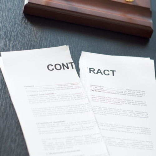 What is Breach of Contract & Business Litigation?