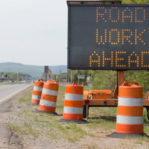 Road Construction Accidents: What Should I Do?