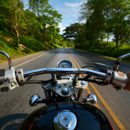 Avoid Motorcycle Accidents With 3 Simple Steps